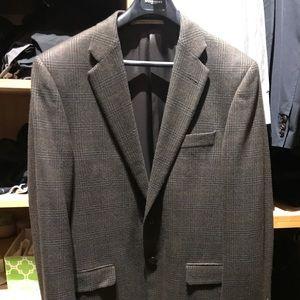 Burberry London plaid sport coat